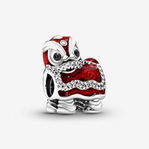 Pandora Chinese Lion New Year Charm